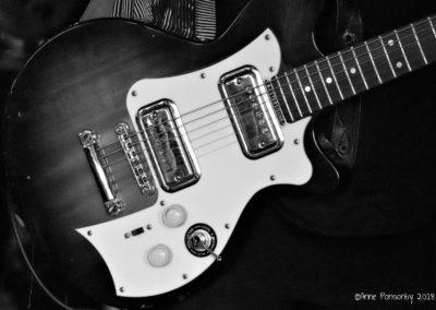 b 7 w shey guitar